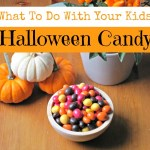 What To Do With Your Kids' Halloween Candy