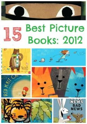 best kids books 2012