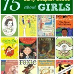Early Chapter Books about Girls {Stand-Alone Novels}