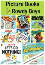 picture books for boys