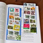 Postage Stamp Craft: Handmade Bookmarks