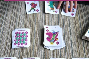 Rat a Tat Cat is a classic card game for kids