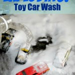 Exploding Toy Car Wash