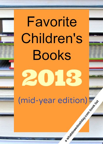 Best kids books of 2013 according to the kids