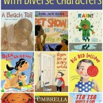 21 Picture Books with Diverse Characters