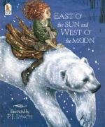East of the Sun West of the Moon picture book
