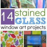 14 Kids' Stained Glass Window Projects