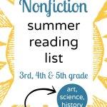 Nonfiction Summer Reading List
