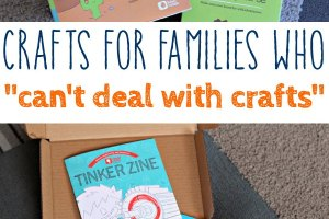 Best craft subscription boxes for kids.