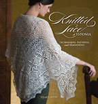 Lace of Estonia book cover