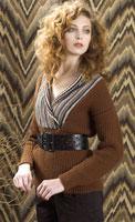 Caron's Toronto pullover