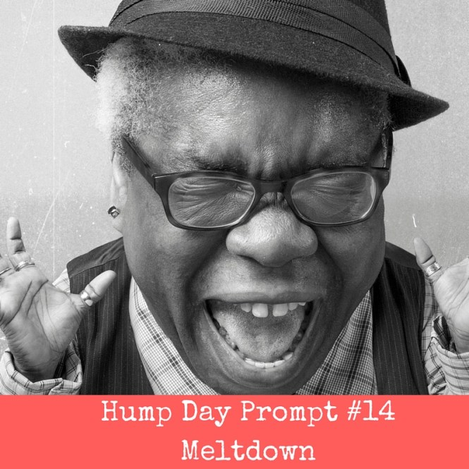 Hump Day Prompt #14Meltdown