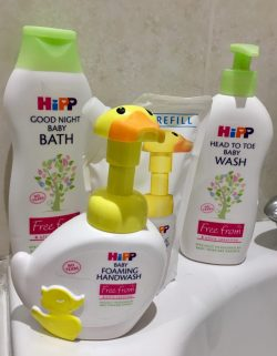 Compelling Hipp Organic Baby Care Range Has Been Specifically Developed To Be Freefrom Nasties Refore Minimise Risk Any Reaction To Products Hipp Organic Baby Care Review What Mummy Thinks