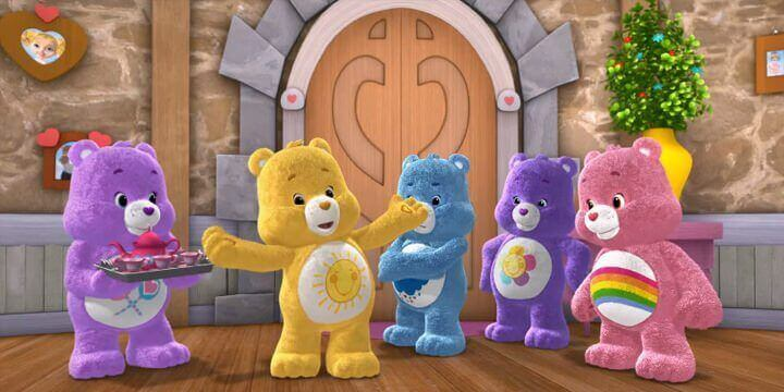 care-bears-and-cousins