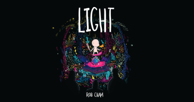 Rob Cham's 'Light' Gets An International Release!