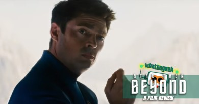 Star Trek Beyond: Like meeting old friends again for the first time.