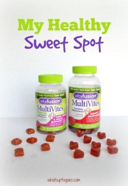 Small Of Gummy Prenatal Vitamins