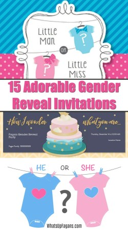Fascinating Everything Between Baby Gender Reveal Party Invitations Gender Reveal Invitations Download Gender Reveal Invitations Etsy Gender Reveal Party From Free Invites Tobees