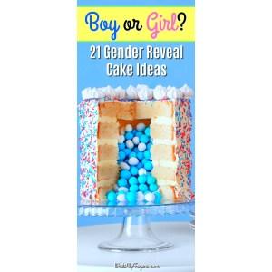 Sleek Gender Reveal Cake Ideas Gender Reveal Party Cake Ideas Thanksgiving Gender Reveal Cake Ideas One Boy Or Girl Him Or Her He Or She Gender Reveal Party Boy Or Find Out