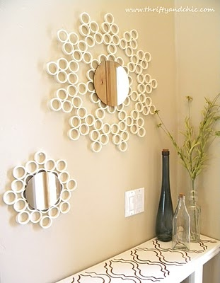 6 Sunburst Mirrors That You Can Easily DIY