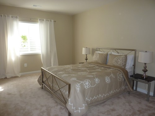 beige bedroom, neutral bedroom decor