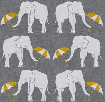 elephant pillow, 6 Month Blog Anniversary