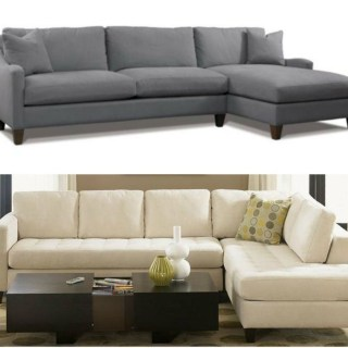 Same Look 4 Less – Neutral Family Room Ideas