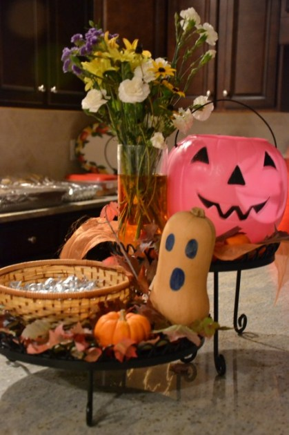Halloween Party Decor