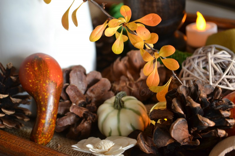 Whats Ur Home Story: Thanksgiving Indoor Decorations, Thanksgiving Decor