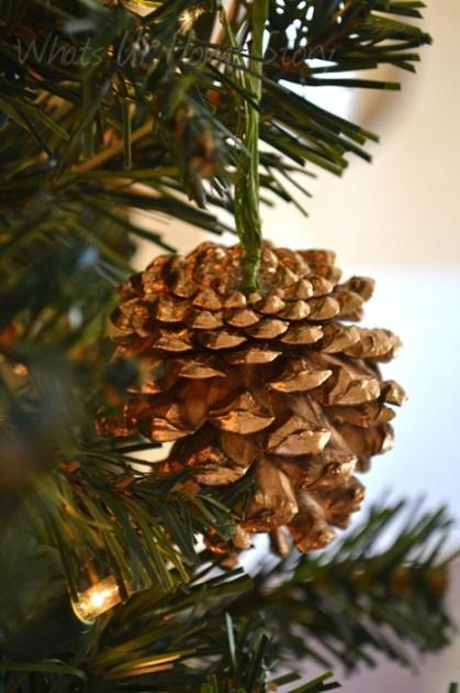 Whats Ur Home Story: DIY Christmas Tree Ornament