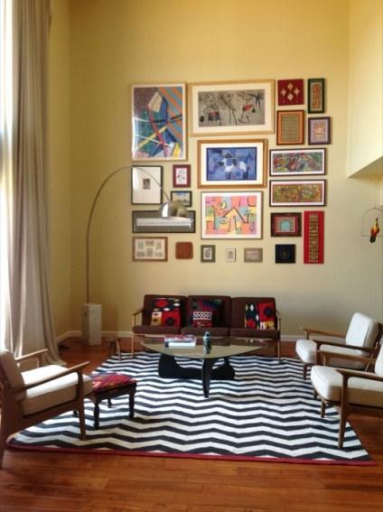 Mid Century Modern Home Tour