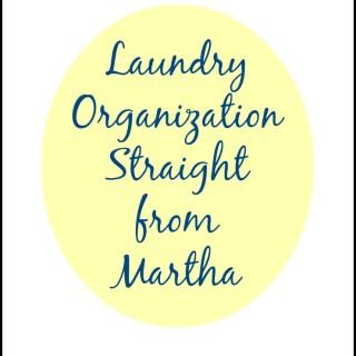 Laundry Woes – Organization