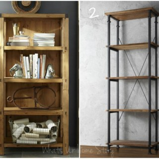 Same Look 4 Less – Open Family Room Decorating