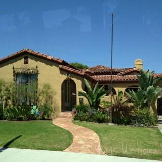 LA's Spanish Colonial Revival Homes