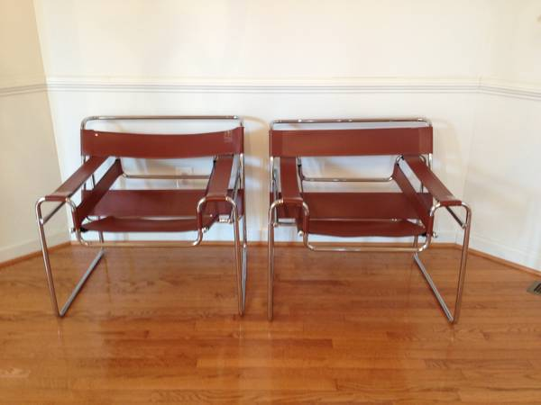 Wassily Chair, craigslist treasures