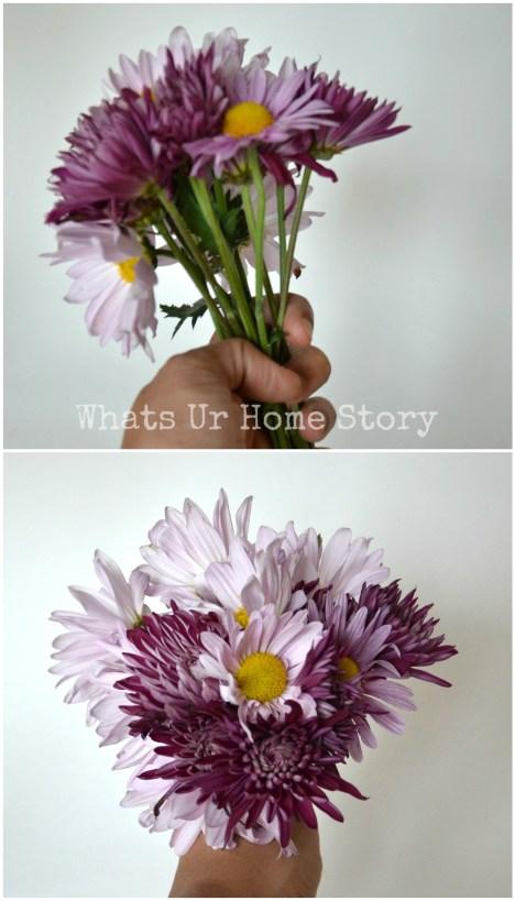 simple daisy centerpiece tutorial