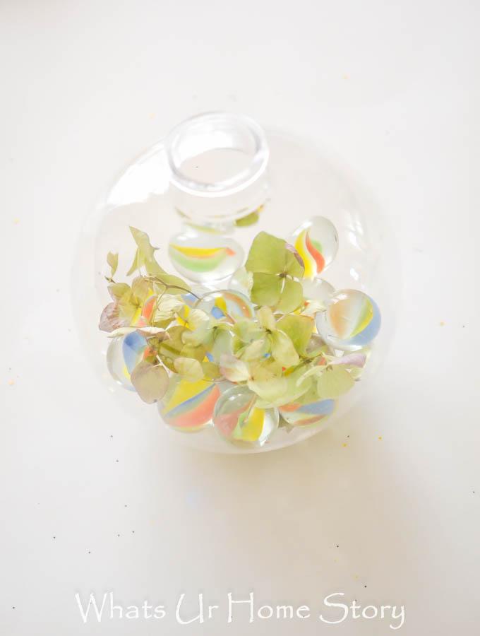 Marbles Ornament Tutorial