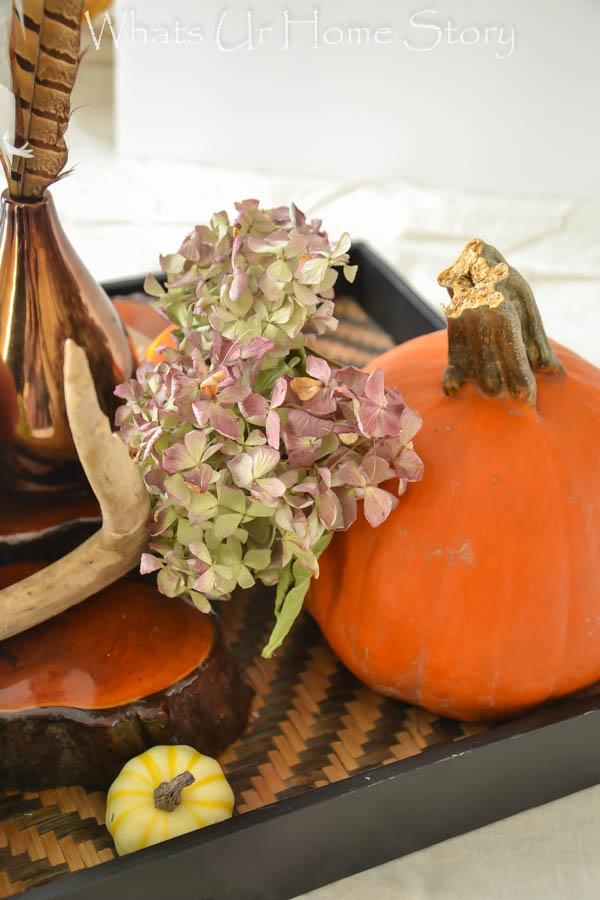 Simple Fall Harvest Centerpiece ideas