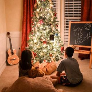 The Kids' Tree – Starry Night Christmas Tree