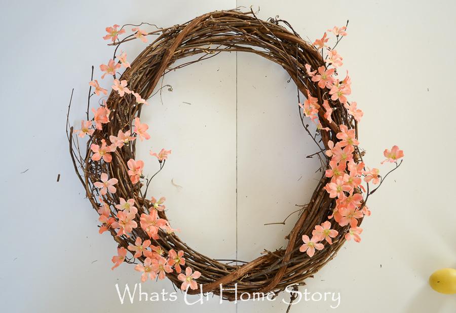 Quick & Easy Spring Wreath