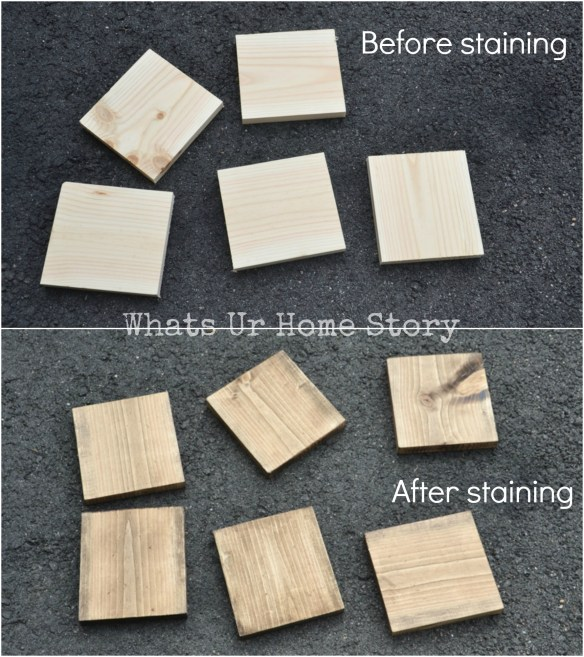 How to Make DIY Scarbble Tiles