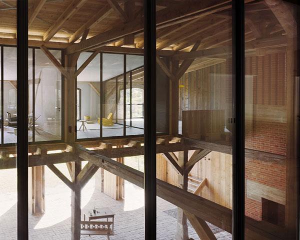 Barn Conversion by Thomas Kröger Architekt