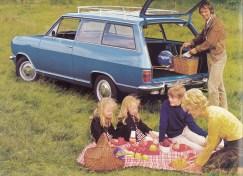 Der Erfolgreiche: Opel Kadett B Caravan (1965–1973)