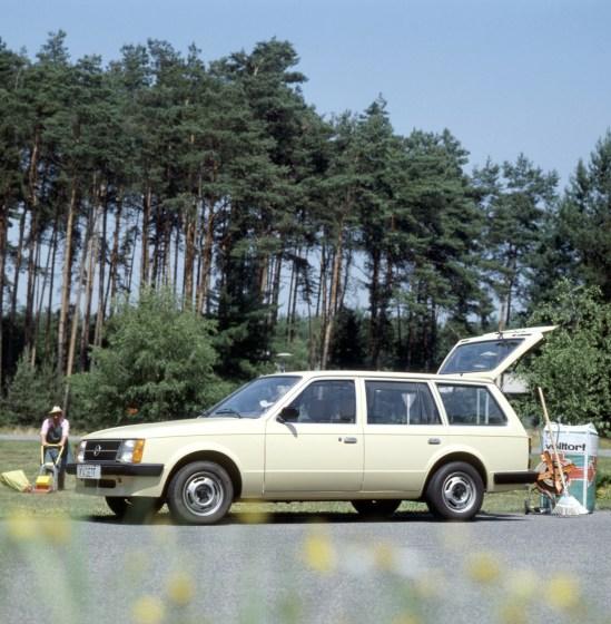 Der Golf war das Vorbild: Opel Kadett D Caravan (1979–1984)