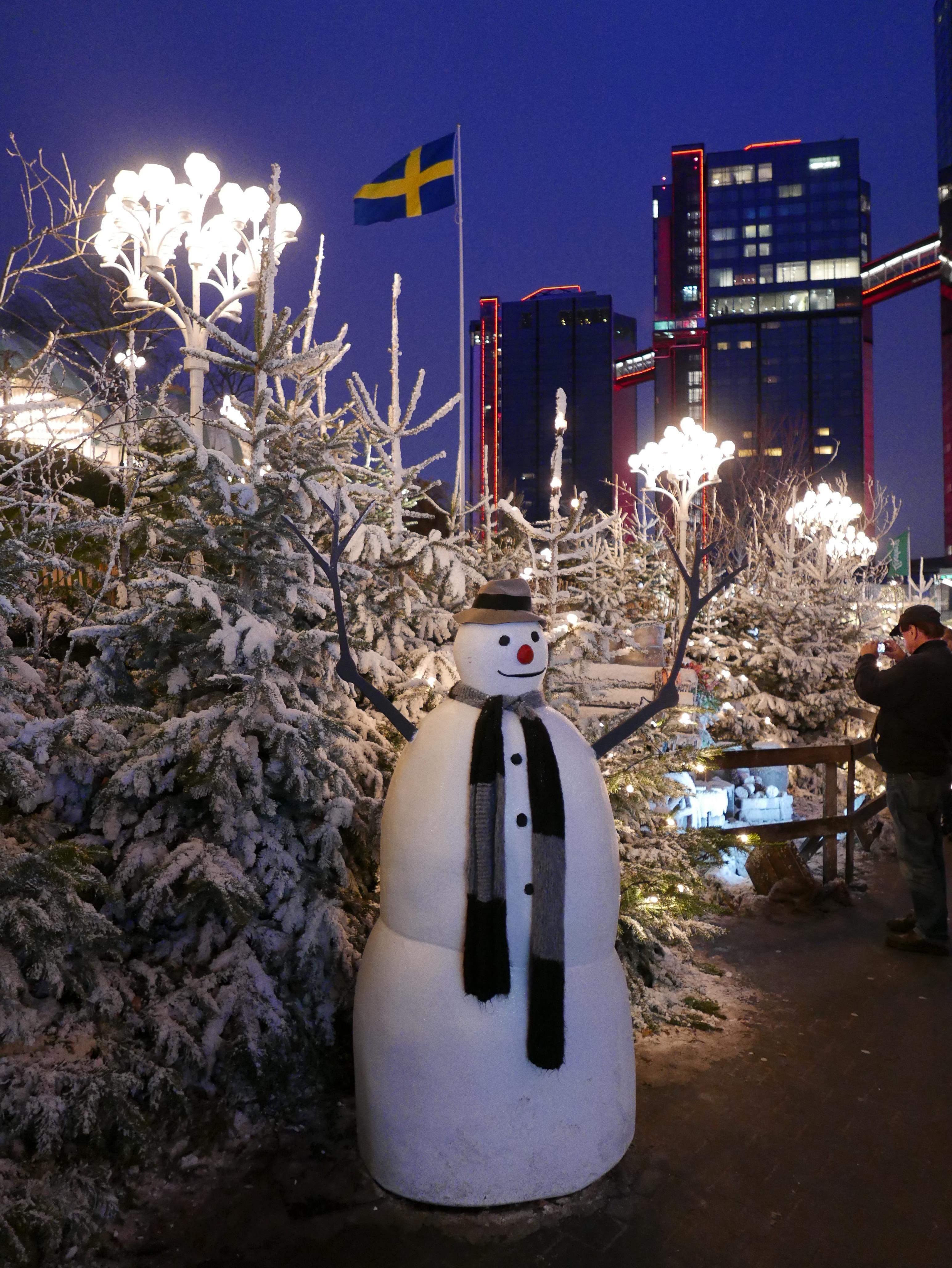 liseberg christmas goteborg