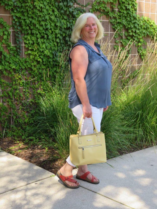 Summer errand outfit!