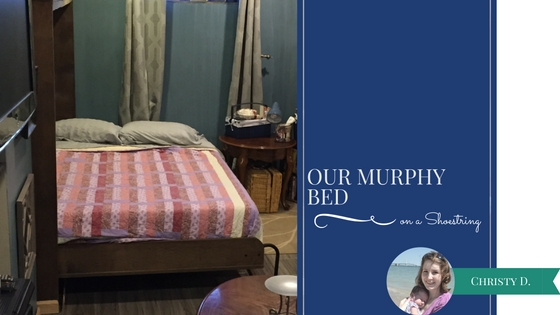 Our Murphy Bed