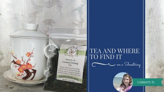 Tea and Where to Find it