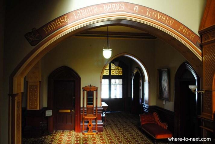 New England University, Armidale