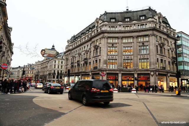 Oxford Circus, things to do in London